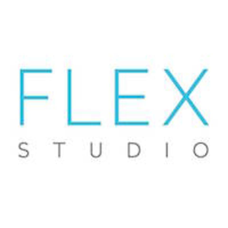 Flex Studio  logo