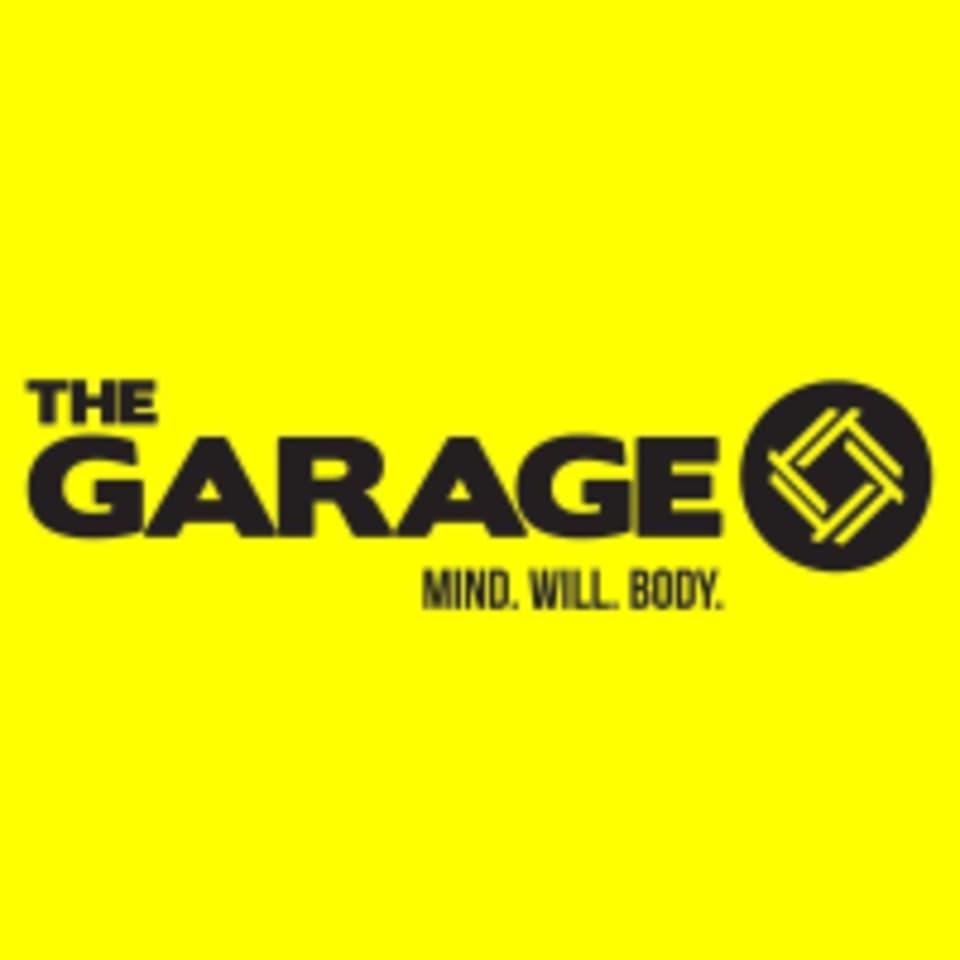 The Garage logo