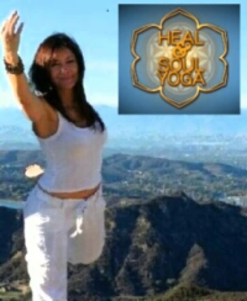 Heal and Soul Yoga logo