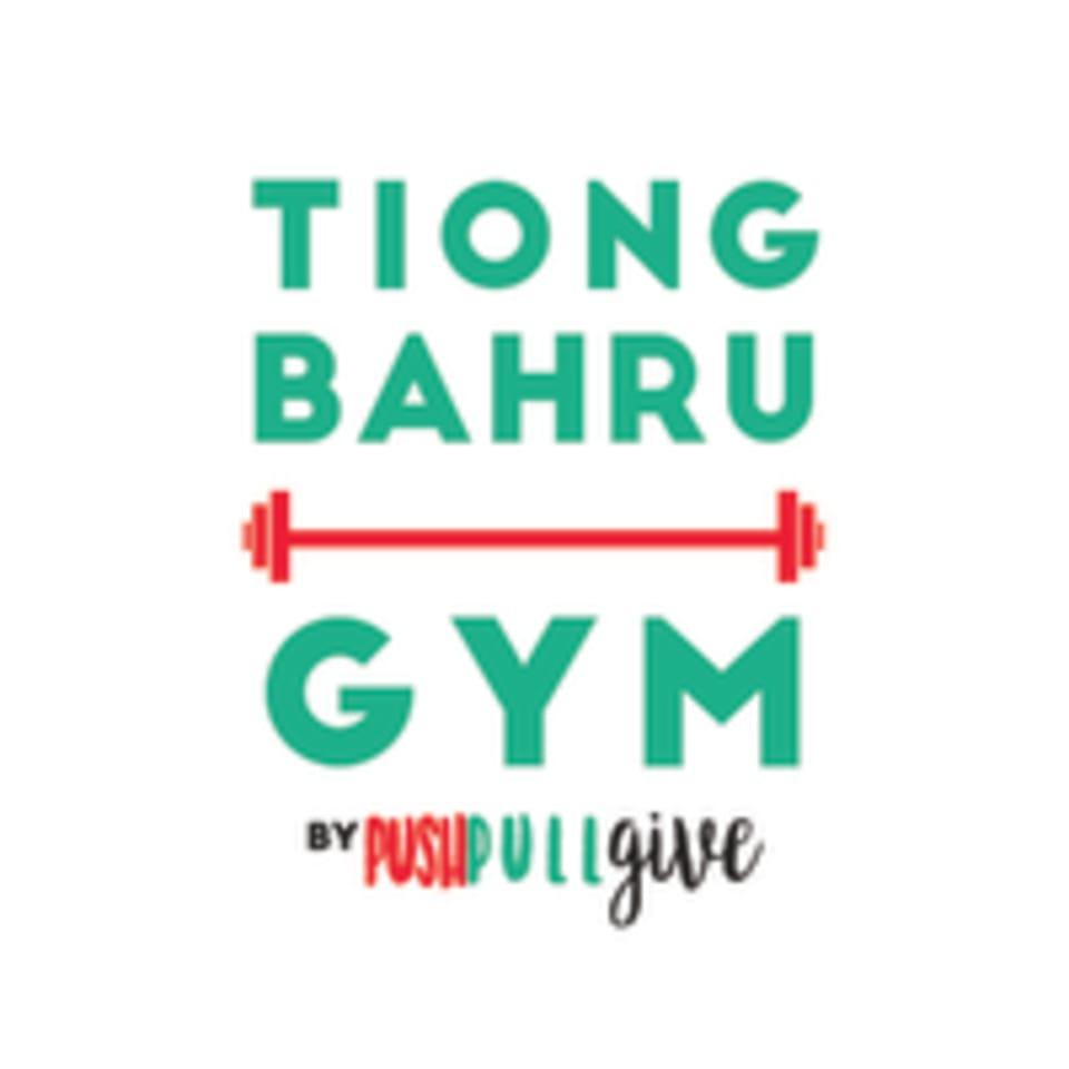 PushPullGive - Tiong Bahru Gym logo