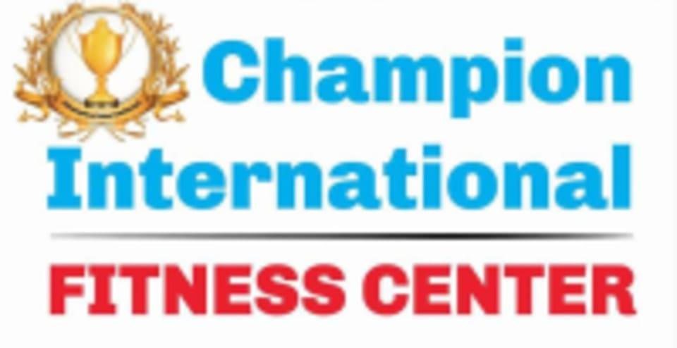 Champion International Fitness Center logo