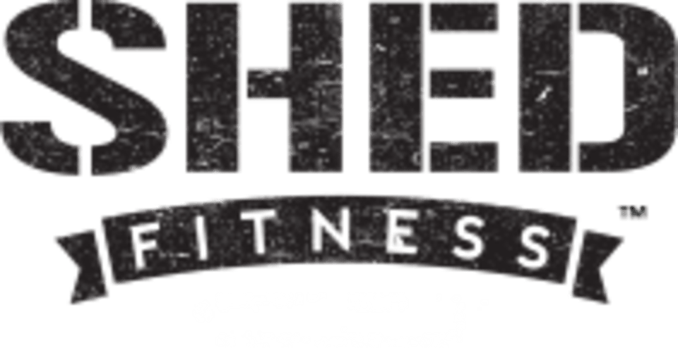 Shed Fitness logo