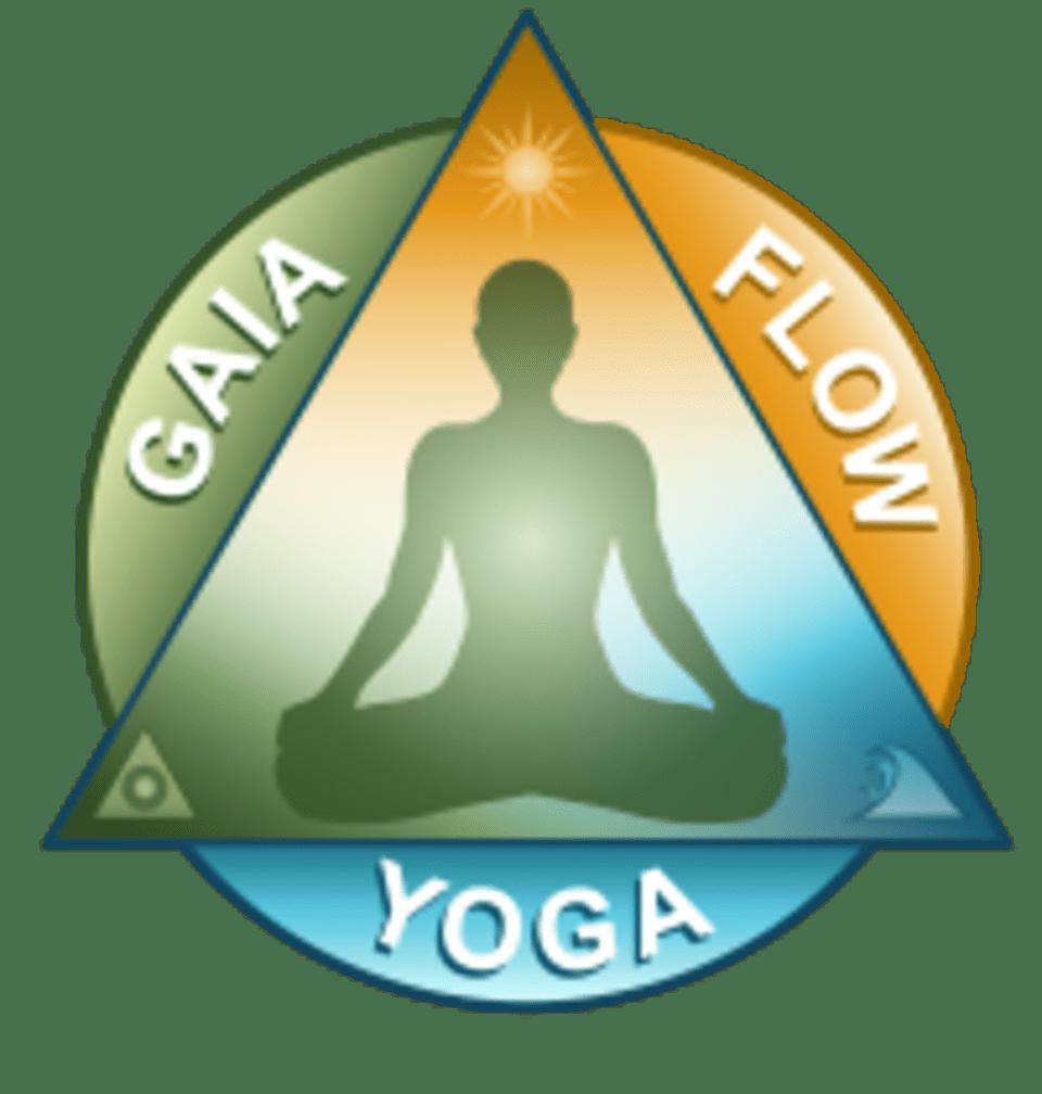 Gaia Flow Yoga logo