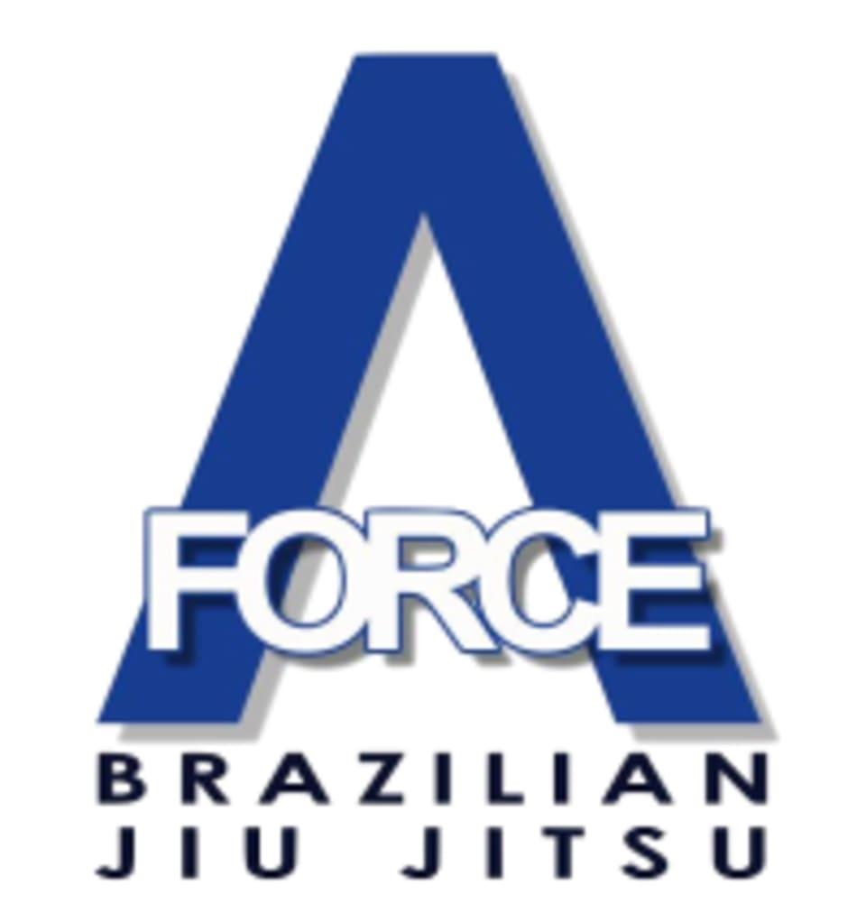A-Force Brazilian Jiu Jitsu logo