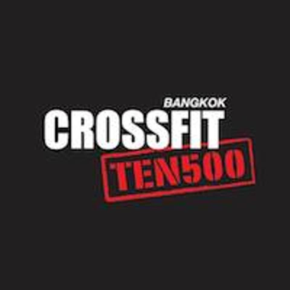 CrossFit TEN500 logo