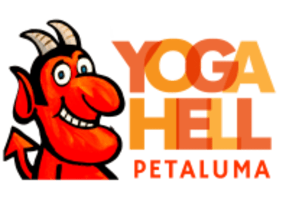 Bikram Yoga Petaluma a.k.a Yoga Hell logo
