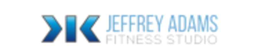 Jeffrey Adams Fitness Studio logo