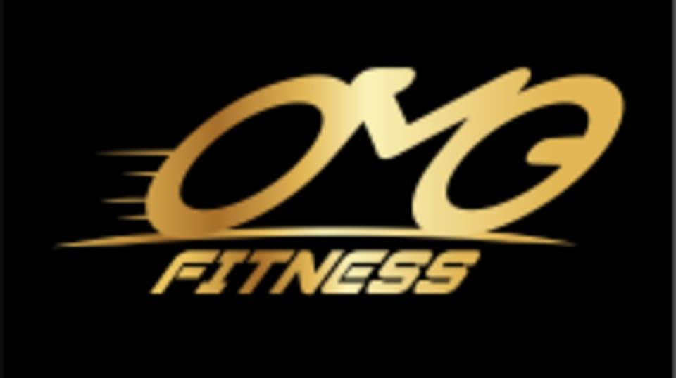 O.M.Gym Fitness logo