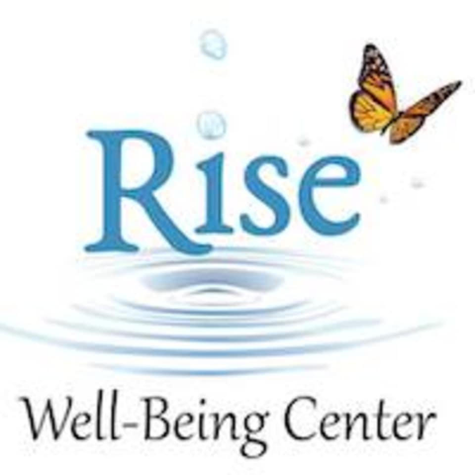 Rise Well-Being Center logo