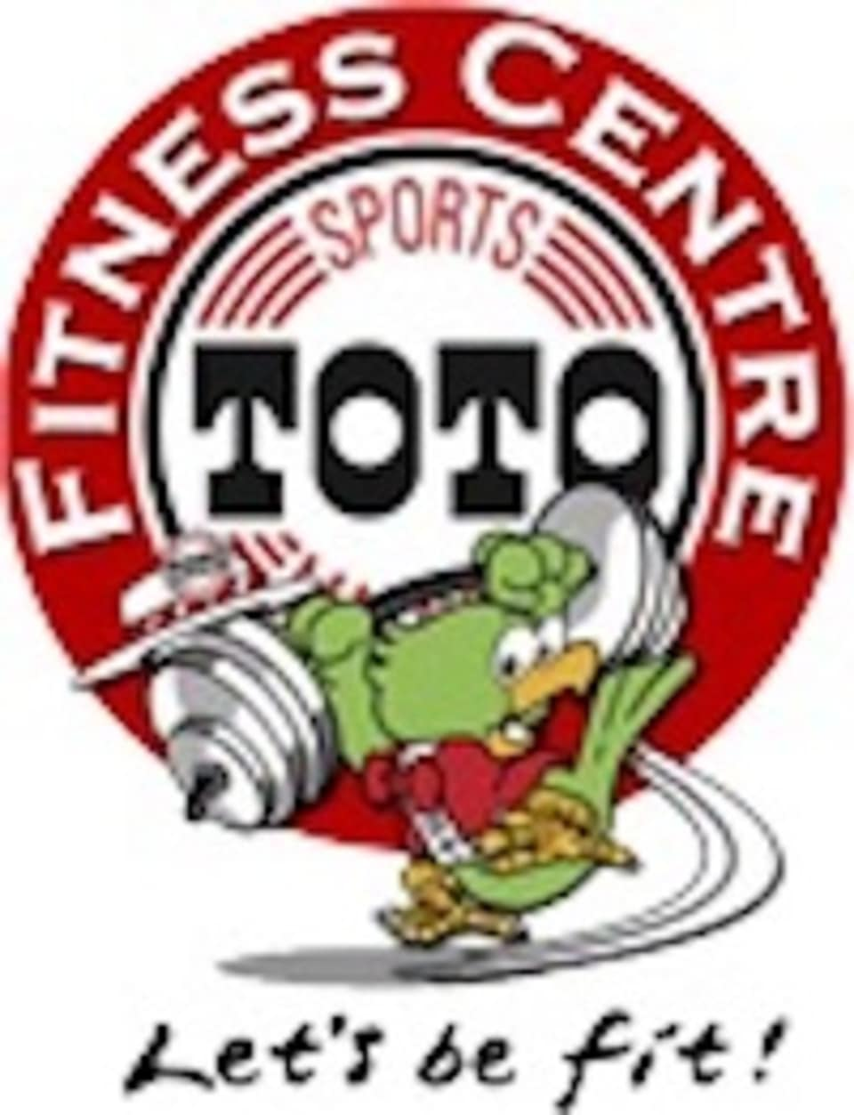 Sports Toto Fitness Centre logo