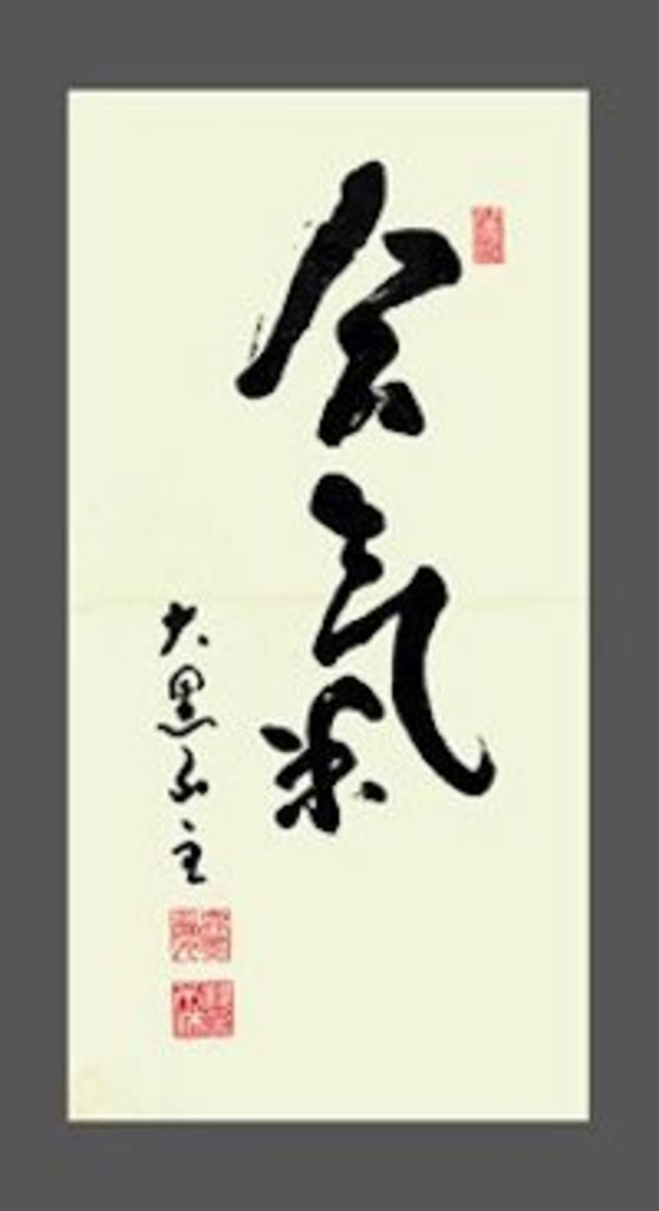 Aikido Kenkyukai logo