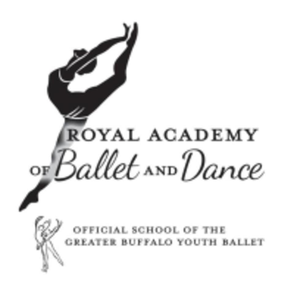 Royal Academy of Ballet logo