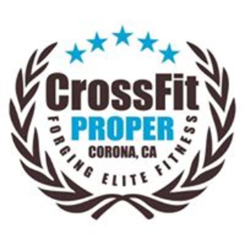 CrossFit Proper logo