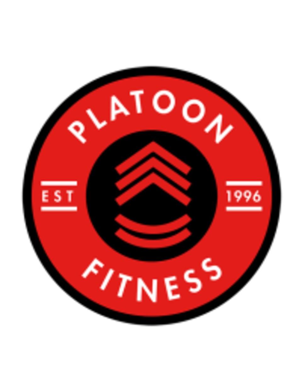 Platoon Fitness logo