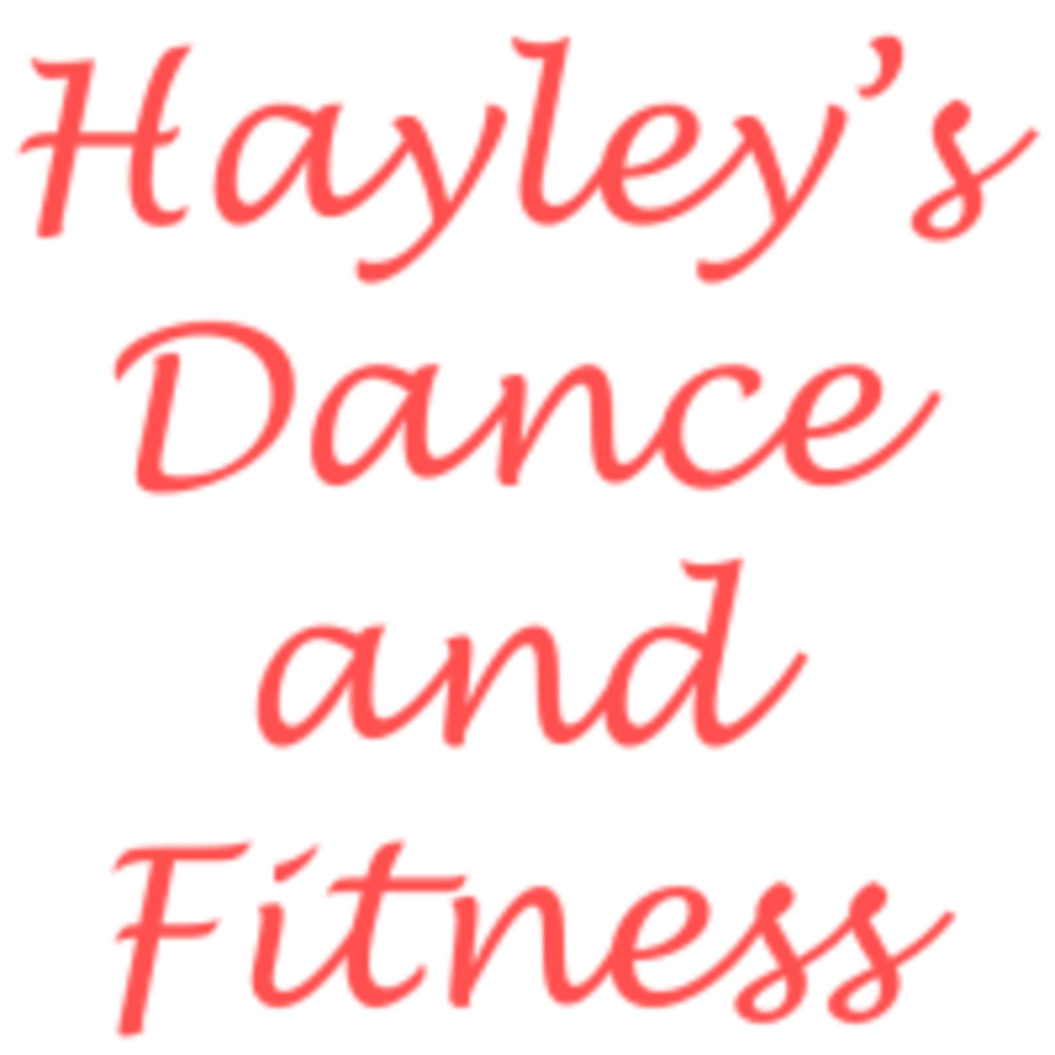 Hayley's Dance and Fitness logo