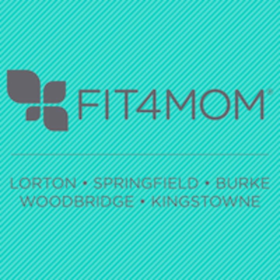 FIT4MOM Lorton-Springfield-Burke-Woodbridge-Kingstowne logo