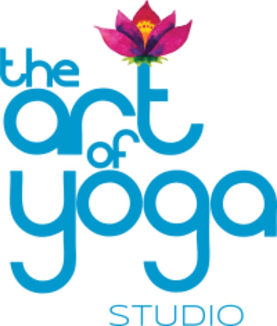 The Art of Yoga logo