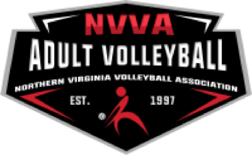 Northern Virginia Volleyball Association logo