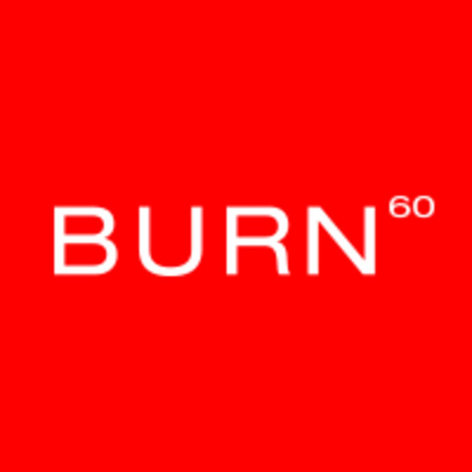 Burn 60 Studios logo