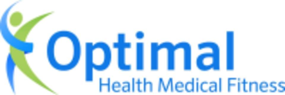 Optimal Health Medical Fitness logo