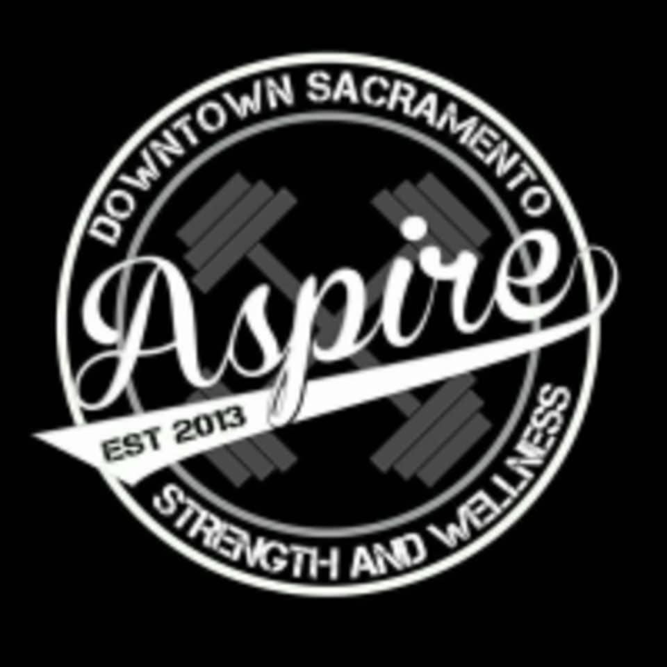 Aspire Strength and Wellness logo
