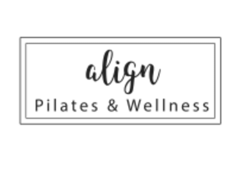 Align Pilates and Wellness logo