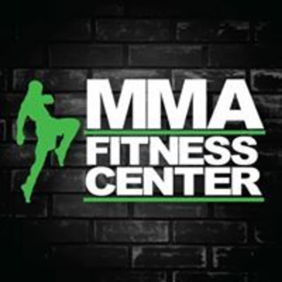 MMA Fitness Center logo