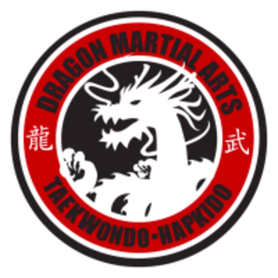 Dragon Martial Arts ~ Taekwondo & Hapkido logo