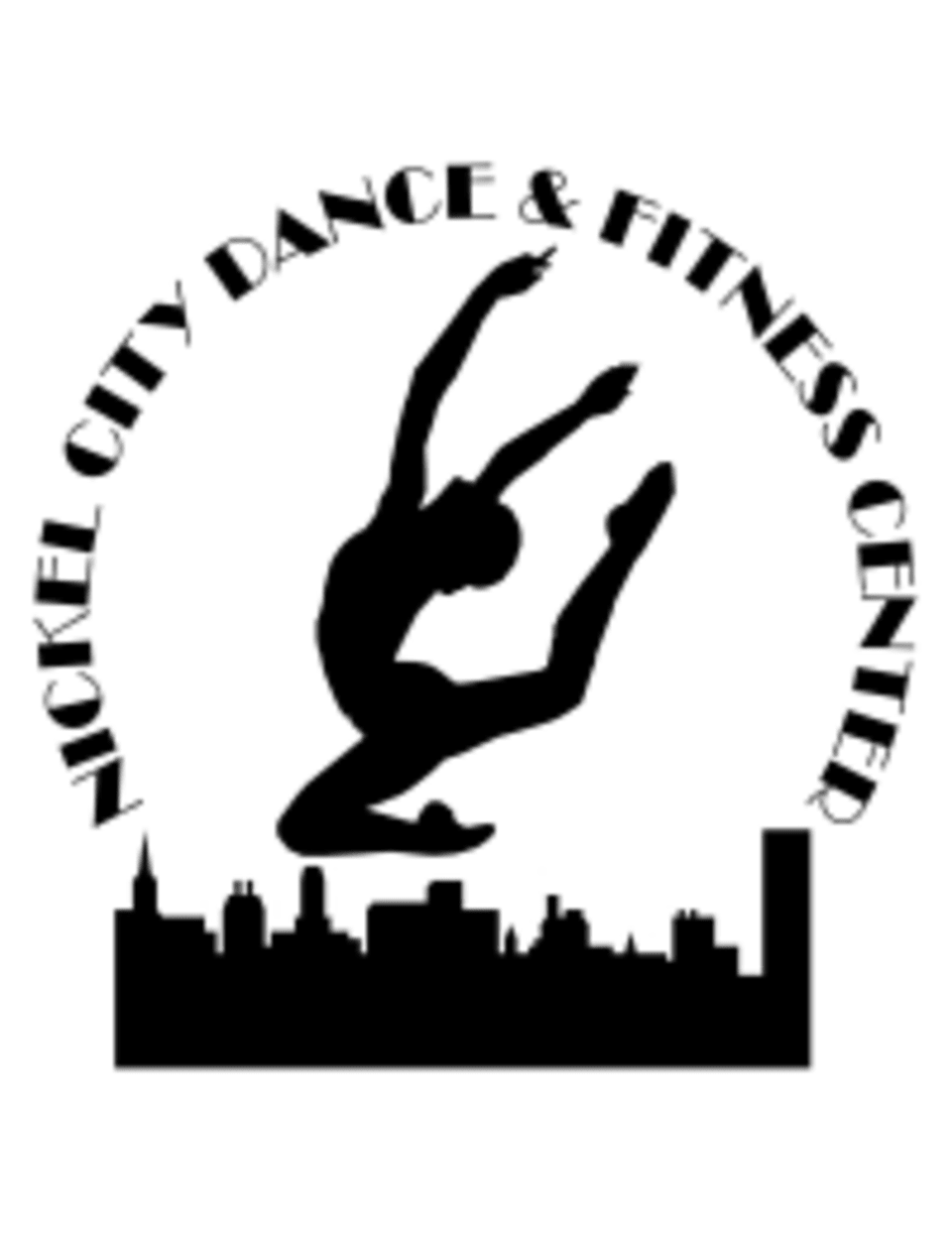 Nickel City Dance and Fitness Center logo