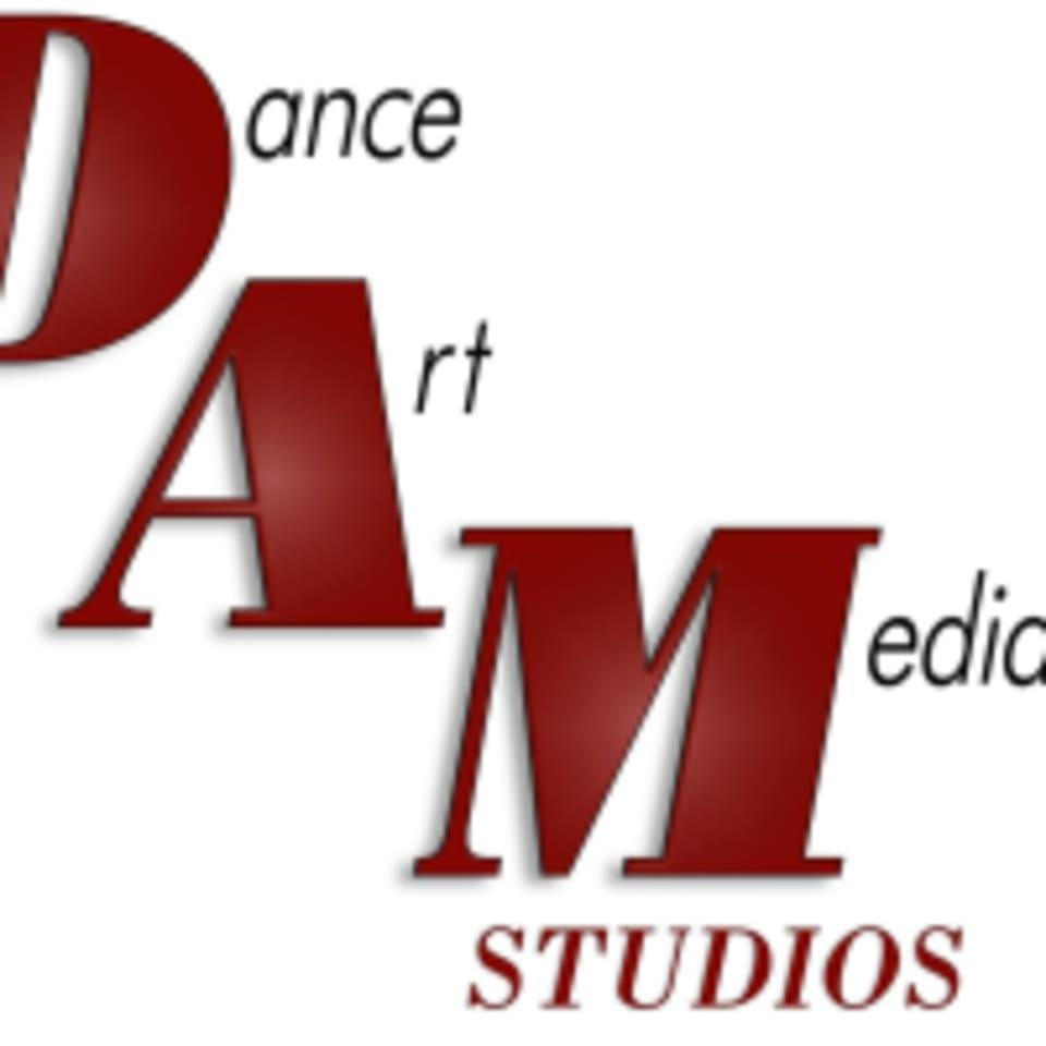 The Dance Art Media Studios logo