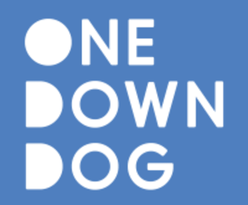 One Down Dog logo