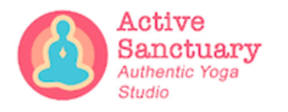 Active Sanctuary Yoga logo