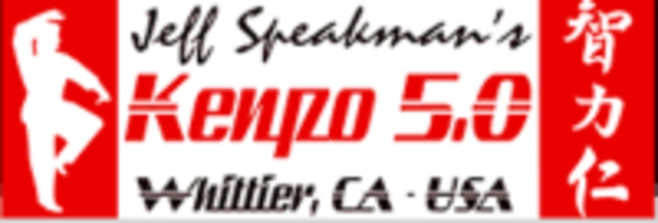 Jeff Speakman's Kenpo 5.0 Whittier Yoga logo