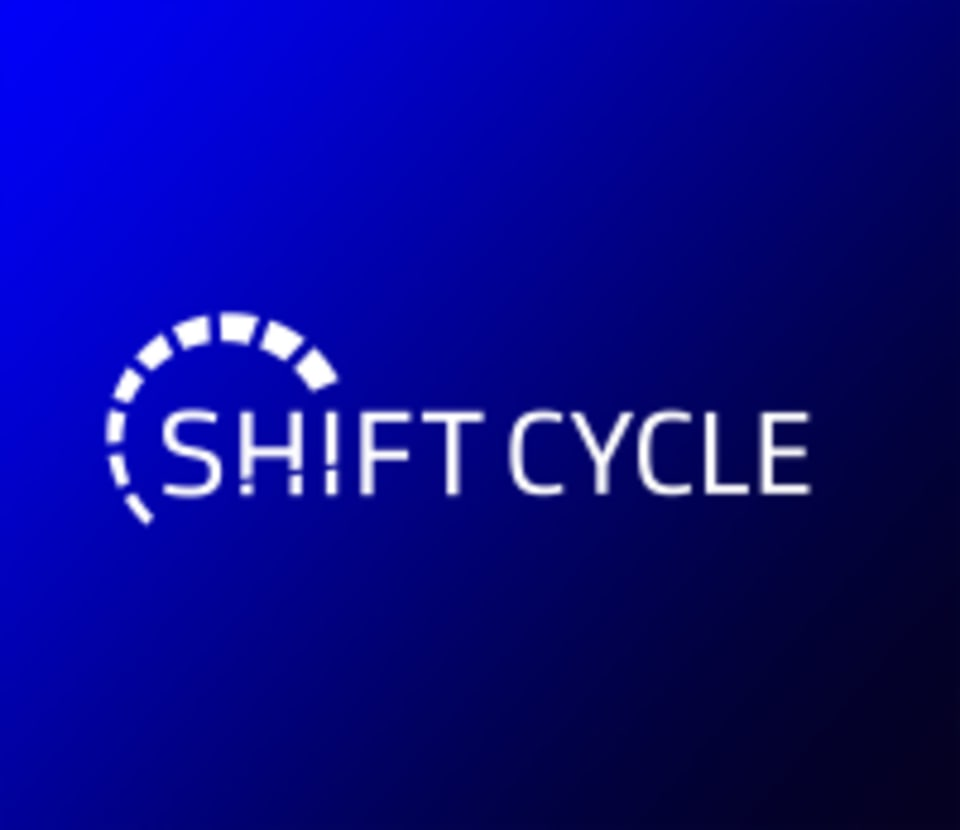 Shift Cycle + Fitness logo