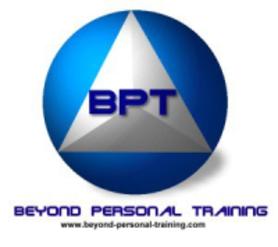 Beyond Personal Training  logo