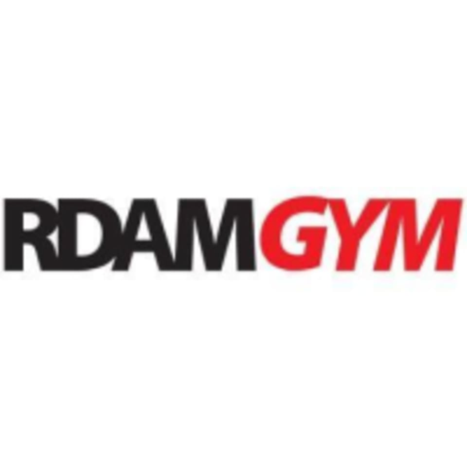 RDAM GYM logo