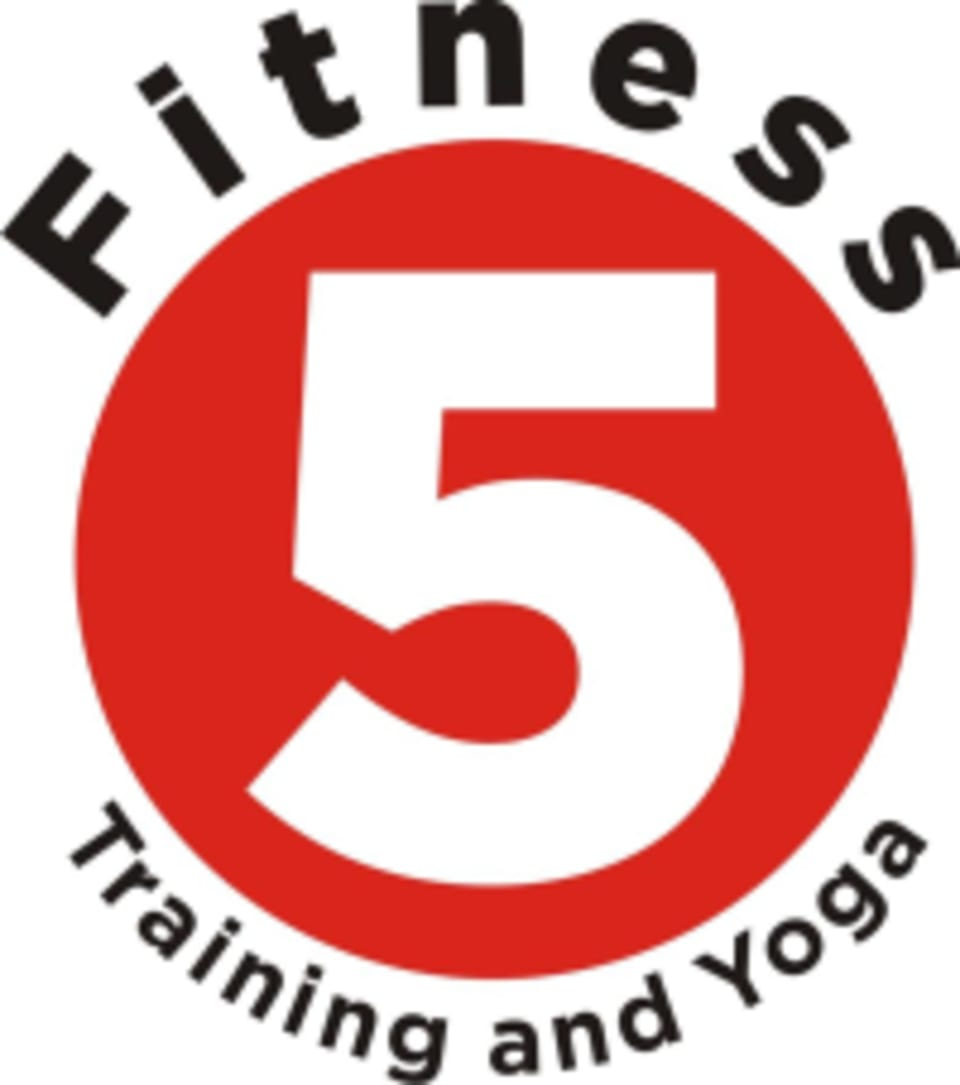 5 Fitness Training and Yoga logo