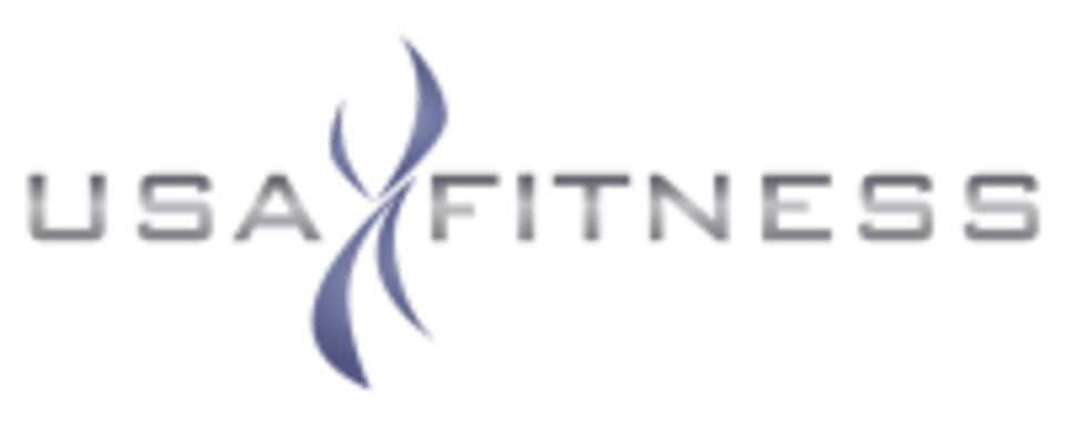 USA Fitness logo