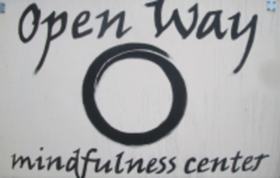 Open Way Mindfulness Center logo