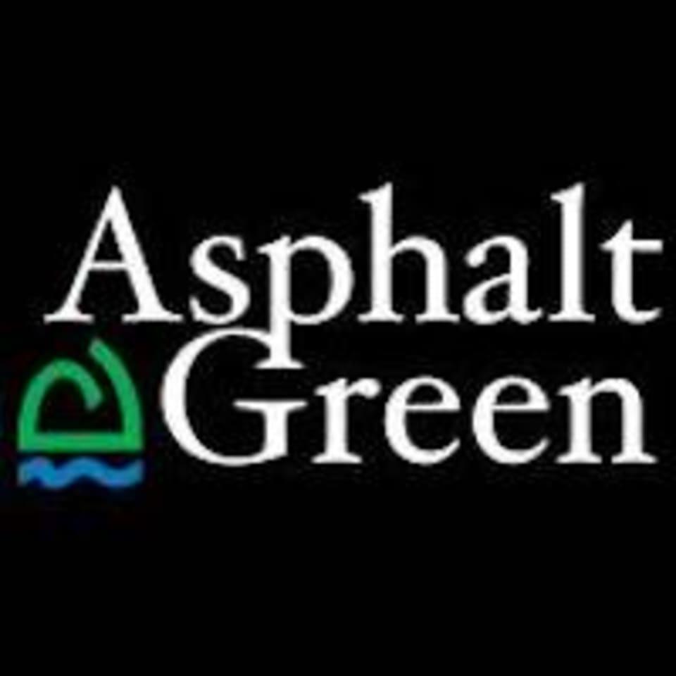 Asphalt Green logo