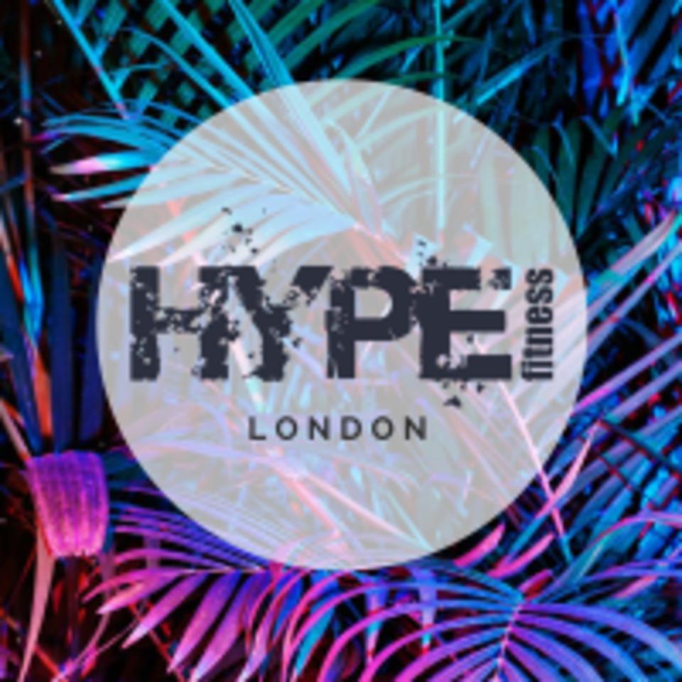 HYPE Fitness logo