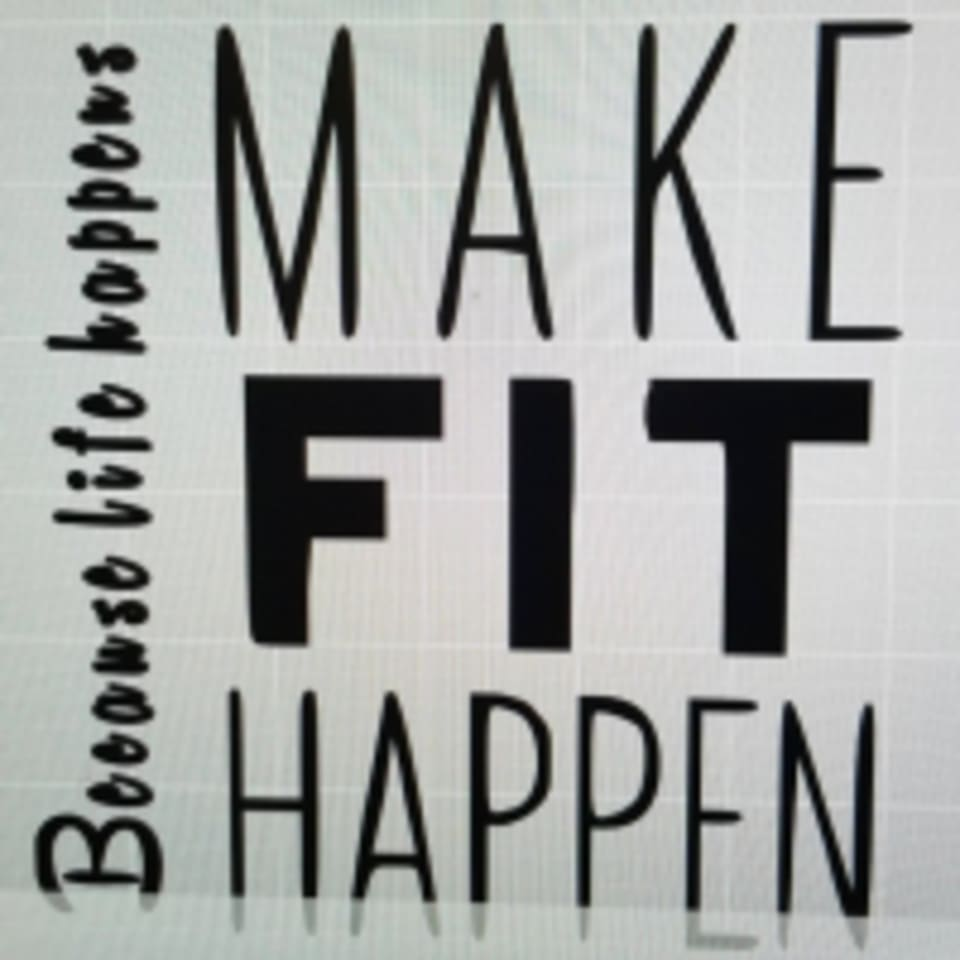 Fit Happens Gym logo