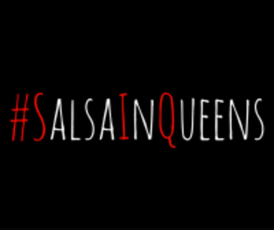 Salsa in Queens logo