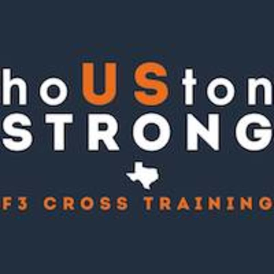 F3 Cross Training - Center Street logo