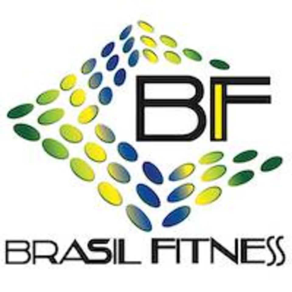 Brasil Fitness logo