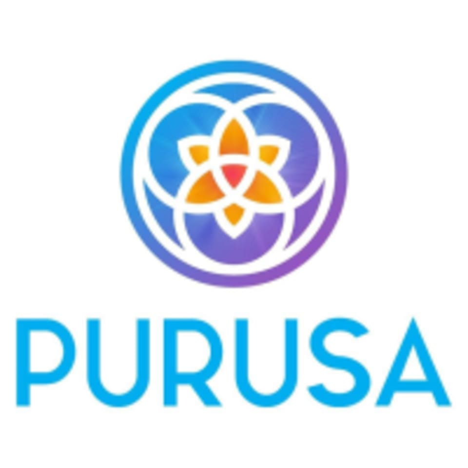 Purusa Yoga logo