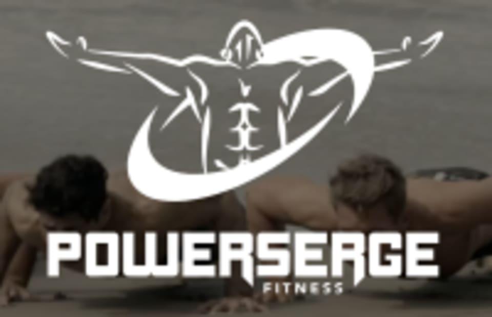 Powerserge Fitness logo