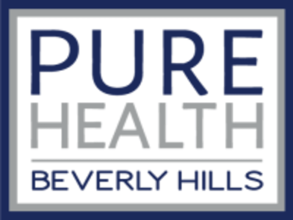 Pure Health Beverly Hills logo