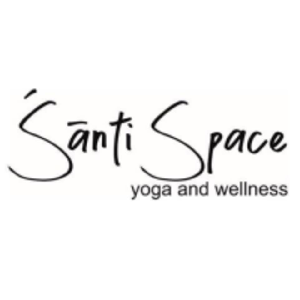 Śānti Space Yoga and Wellness logo