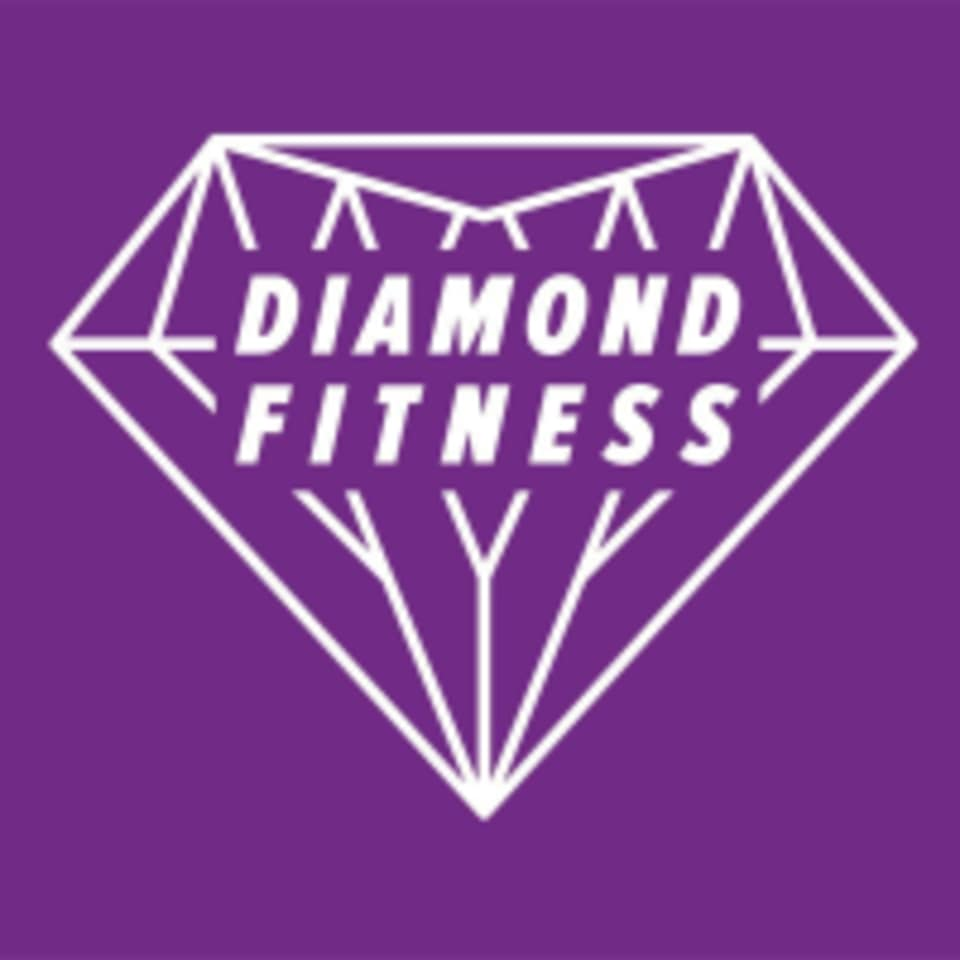 Diamond Fitness logo